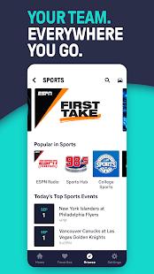 TuneIn Pro: Live Sports, News, Music & Podcasts Screenshot