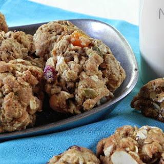 Loaded Whole Wheat Oatmeal Cookies Recipe