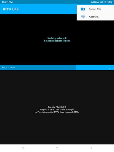 IPTV Lite - HD IPTV Player 3.3 screenshots 21