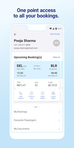 IndiGo-Flight Ticket Booking App 5.0.56 Screenshots 7