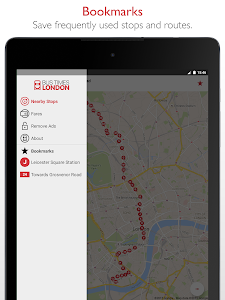 Bus Times London & Live Routes v2.0.0 (Ad Free)
