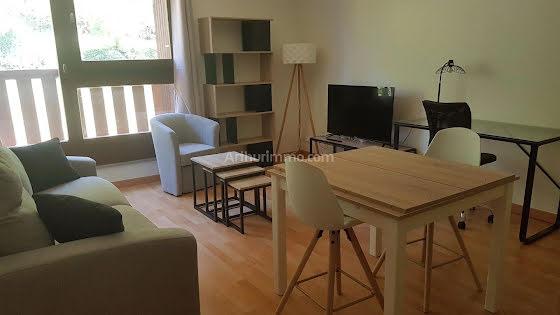 Location studio meublé 36,61 m2