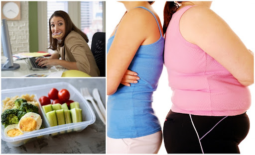 12 Weight Loss Tips for Office Goers