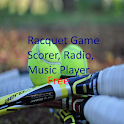 Racquet Game(Tennis,pickleBall ...) Match Scorer icon