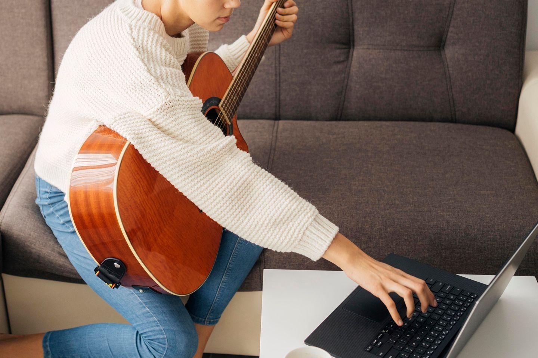 Valpo Parks guitar lessons