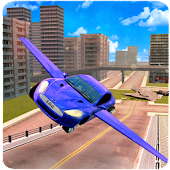 Extreme Flying Car Simulator