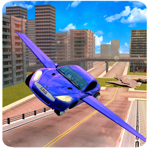 Extreme Flying Car Simulator for PC