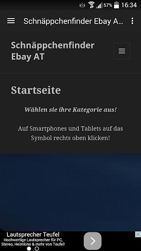 Schnäppchen Ebay Österreich