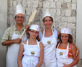 Photo: I cuochi in vacanza