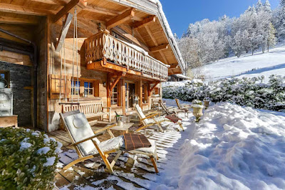 A Luxury Traditional Chalet in the Heart of the Alps
