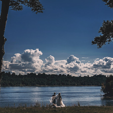 Wedding photographer Yuriy Palshin (KOOK). Photo of 22.08.2017
