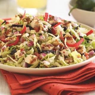 Weight Watchers Corn and Salsa Chicken Salad