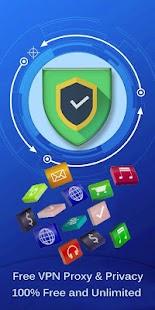 Security VPN Easy - WiFi Privacy Free VPN Proxy - náhled