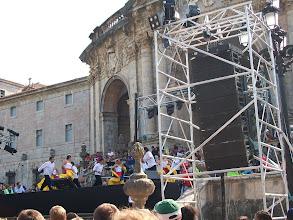 Photo: Festiwal narodów - występ młodych z Ekwadoru.
