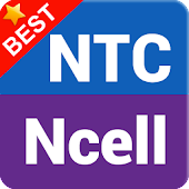 NTC Ncell App Scan to Recharge