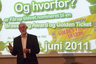 Photo: Direktør for Fårup Sommerland Søren Kragelund