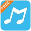 Free Music Player(Download now icon
