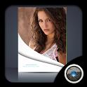 Magazine Photo Frame icon