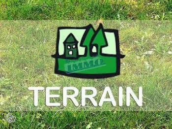 Terrain 1402 m2