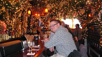 Photo: Matt at Rolf's on 22nd and Third Avenue