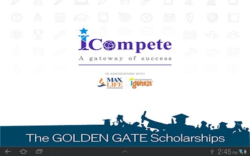 iCompete - Gateway of Success- screenshot thumbnail