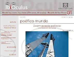 Photo: Artículos, entrevistas, semblanzas, Ibi Oculus (ibioculus.com), 2008-2013 >Antología - Esmirna, Encuentros del curso 2007-2008 (ediciones-encuentro.es/ibioculus/view.php?num=1&menu=2&smenu=4)  >
