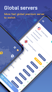 Free VPN – Unlimited VPN & Fast Security App Download For Android 2