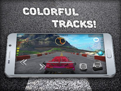 Mad & Extreme Car Driving 3D: Cryptoracing - náhled