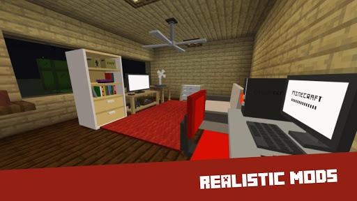 Furniture MODs for Minecraft PE screenshot 4
