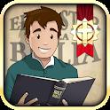 O jogo de perguntas bíblia icon