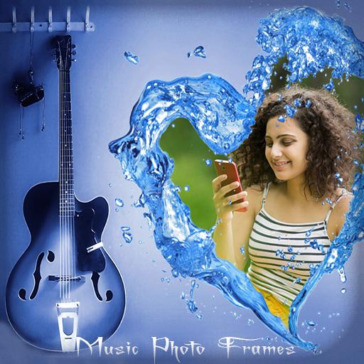 Music Photo Frame