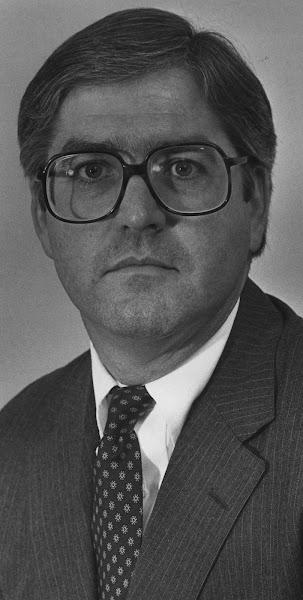 Photo: John Hyde, then-bar president. Taken April 26, 1990