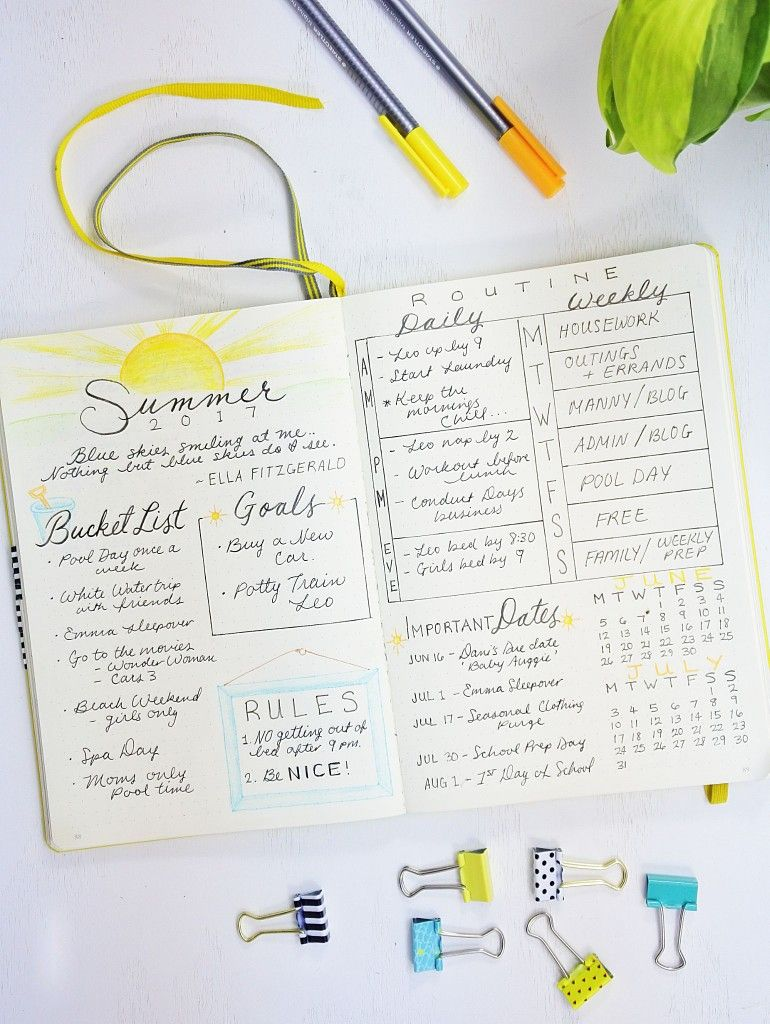 different types of journaling to reduce stress