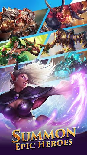 Wars & Puzzles:Heroes Match 3 screenshots 4