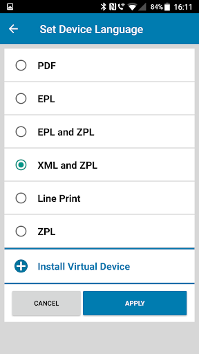 Zebra Printer Setup Utility - Apps en Google Play