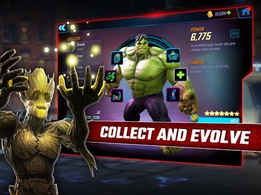 MARVEL Strike Force poster