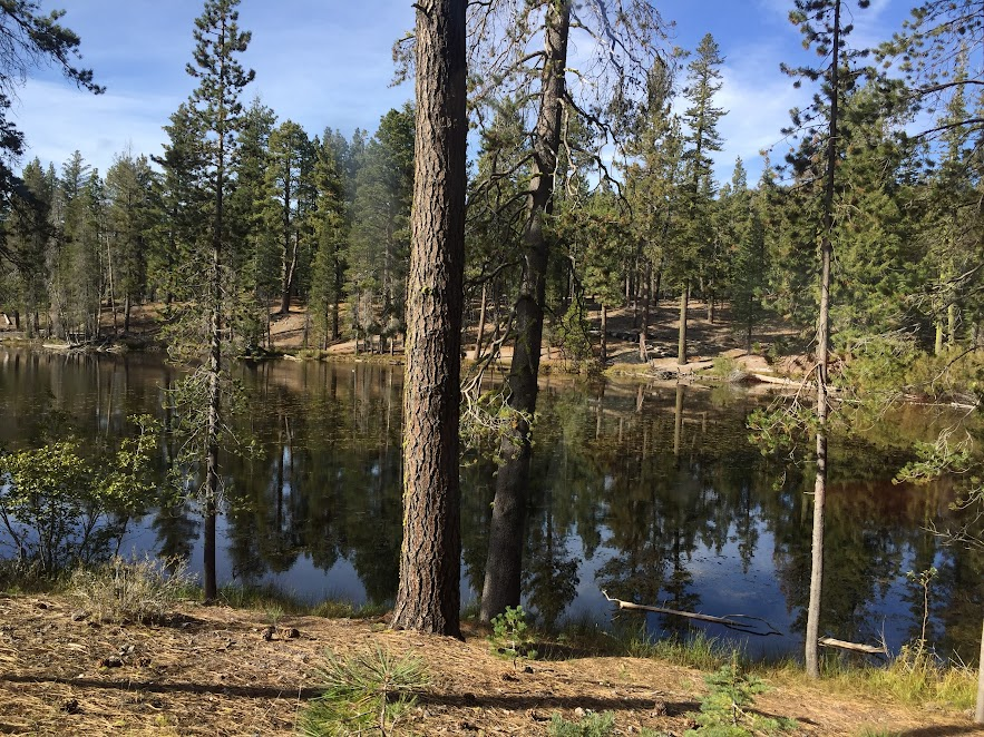 refleciton lake