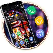 App Rainy Station Night Theme APK for Windows Phone