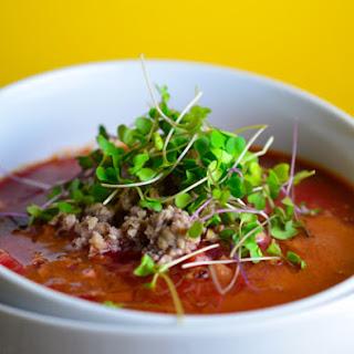 Lentil and Chard Soup