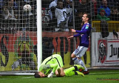 "Van Crombrugge est sorti blessé : ""On verra lundi"""