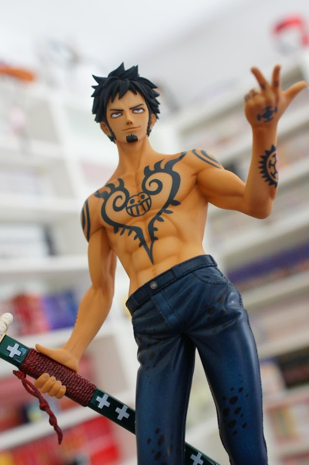 One Piece P.O.P. Portrait of Pirates Trafalgar Law Figur Figure Megahouse