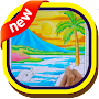 Learn to Drawing Scenery Step by Step APK icon