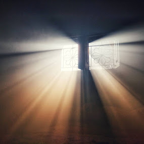 Window rays by Abhisek Datta - Buildings & Architecture Homes ( window, rays )