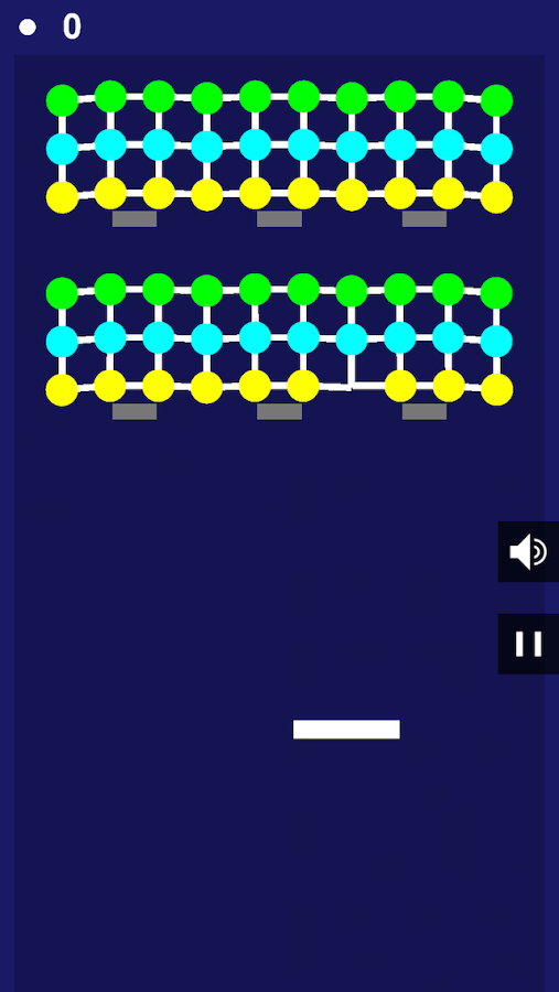 Simple Brick Breaker 3- screenshot