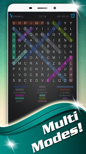 Word Search: Crossword 7.7 screenshots 12