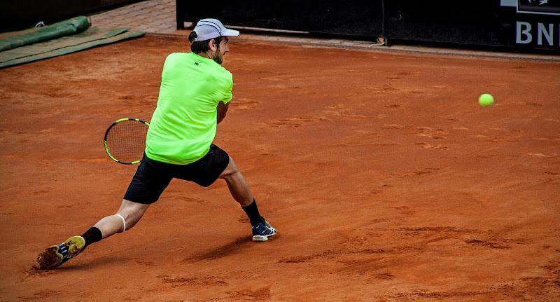 Tennis goal  di Licia Croce