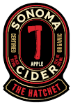 Sonoma Cider The Hatchet - Apple Cider