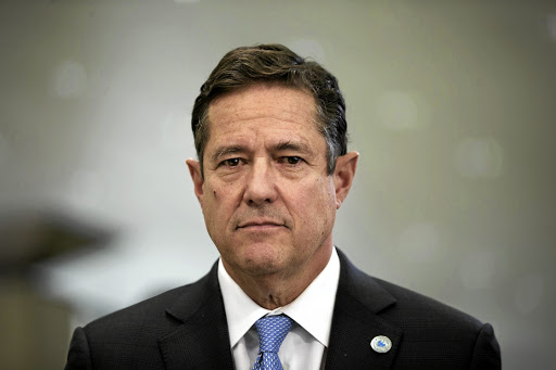 The Barclays boss tried to unmask a tipster who alerted the bank to a personal matter involving a senior executive. Staley had admitted his error and formally apologised to the board, Barclays said. Picture: BLOOMBERG/JASPER JUINEN