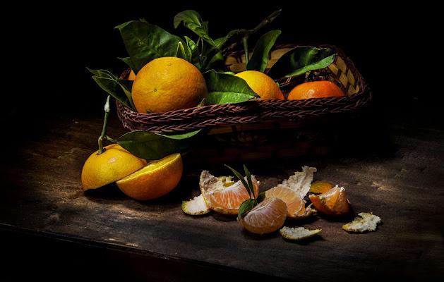 Caravaggio's tangerines di dady2