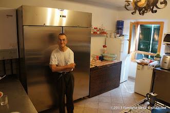 Photo: il nuovo frigo!
